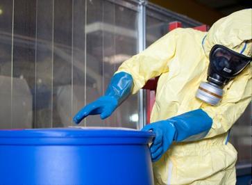 Curso de Manuseio com Segurança de Produtos Químicos
